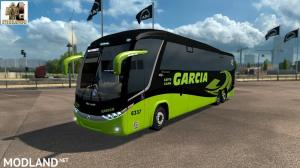 Marcopolo G7 1200 6x2 ETS2 1.31, 2 photo