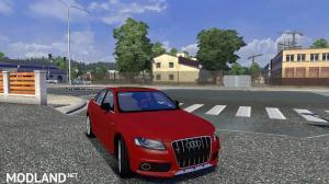 Audi RS4 Update