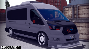 Ford Transit 1.34x1.35 Animated, 1 photo