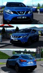 Nissan Qashqai 2016 , 1 photo