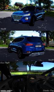 Hyundai Santa Fe 2019 1.35, 2 photo