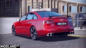 Audi A6 Stance 1.35x1.36, 2 photo