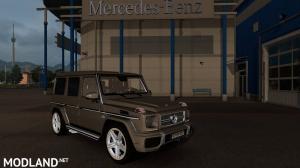 Mercedes-Benz G65 AMG (350d), 1 photo