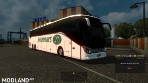 Murray's Setra 519 HD Coach, 2 photo