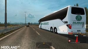 Murray's Setra 519 HD Coach, 1 photo