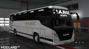 Scania Touring K360 4x2 (Bangladeshi Skins), 7 photo