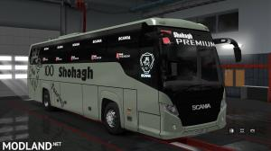 Scania Touring K360 4x2 (Bangladeshi Skins), 5 photo