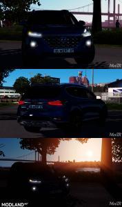 Hyundai Santa Fe 2019 1.35, 3 photo