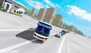 Iveco Hanif Bus Mod v 1.0 For ETS2 1.31.x, 2 photo