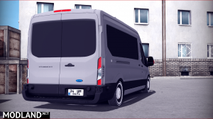 Ford Transit 1.34x1.35 Animated, 4 photo