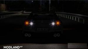 Nissan GTR 2017 v2 (New engine Sound), 3 photo