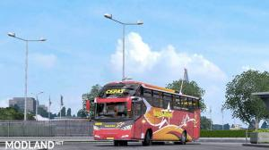 Mod Bus SR2 XHD PRIME by FPS Indonesia, 1 photo