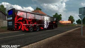 Scania Electro Air Lift Bus Mod (Rework Update) For 1.31.x, 2 photo