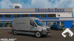 Mercedes Sprinter 2019 | BETA 0.1