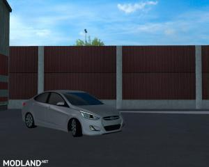 Hyundai Accent Blue, 1 photo
