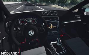 Volkswagen Golf 7 GTI 1.35, 5 photo