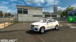 BMW X6 v3.3 + WheelPack +Trailer 1.20.x