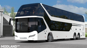 Neoplan Skyliner Mod for ETS2 1.36, 3 photo