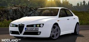 Alfa Romeo 159, 1 photo
