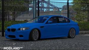 BMW F10, 1 photo