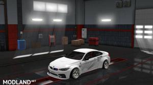 BMW M4 F82 and Modification By KadirYagiz