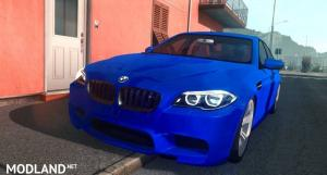 BMW M5 F10, 1 photo