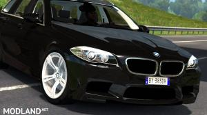 BMW M5 Touring ETS2 1.35, 1 photo