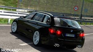 BMW M5 Touring ETS2 1.35, 3 photo