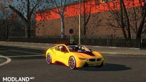 BMW i8 2016 v 7.0