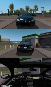 2009 BMW M5 E60 1.35