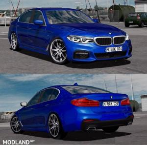 Bmw 540i M g30 ByBurakTuna24, 1 photo