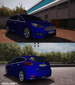 Ford Focus  3.5 [ Hatcback – Sedan ] 1.37, 3 photo
