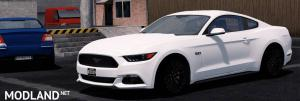 Ford Mustang GT 2015 v1.2 ETS2 1.35, 1 photo
