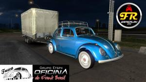 Fusca 66 ETS2 1.26X BETA, 1 photo