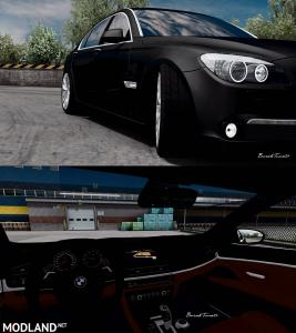 ETS2 Bmw 760li v12 Alex745alejandro , 5 photo
