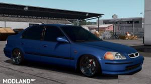 Honda Civic IES [1.31 & up], 4 photo