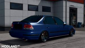 Honda Civic IES [1.31 & up], 5 photo