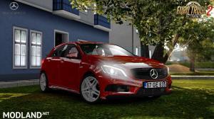 Mercedes Benz A45 V1R2 (1.33.x)