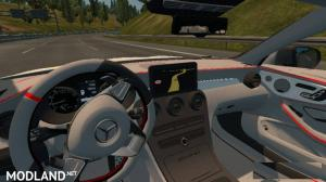 Mercedes Benz CLA v1.5 rework by Allan (Motorway Roads), 2 photo