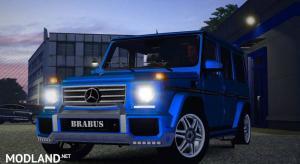 Mercedes Benz G Class by_Elaman 1.33+