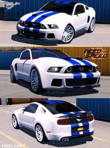 Need For Speed Ford Mustang By BurakTuna24 1.31 fix, 2 photo