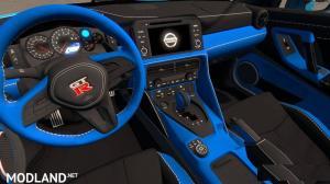 Nissan GTR R35 V2 by KadirYagiz 1.36, 2 photo