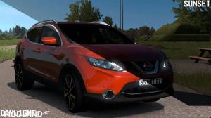 Nissan Qashqai 2016 V2 / v1.36