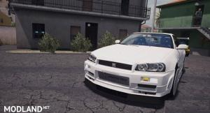 Nissan Skyline GTR-R34 1.33+, 3 photo
