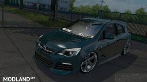 Opel Astra J, 1 photo