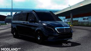 Mercedes-Benz Vito V-Class 2018 ETS2 v 2.0, 1 photo