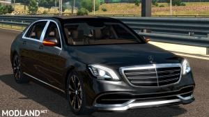 Mercedes-Benz S-650 2018 1.34, 1 photo