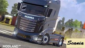 NEXT GENERATION SCANIA S730 - TRUCK OF THE YEAR 2017 (ORIGINAL)