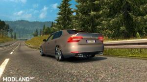 Skoda Superb ETS2 1.27, 1 photo
