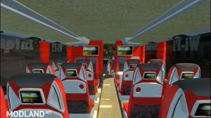 ets2 mods green line double decker setra 432 DT Bus Bd skin bd horn, 3 photo